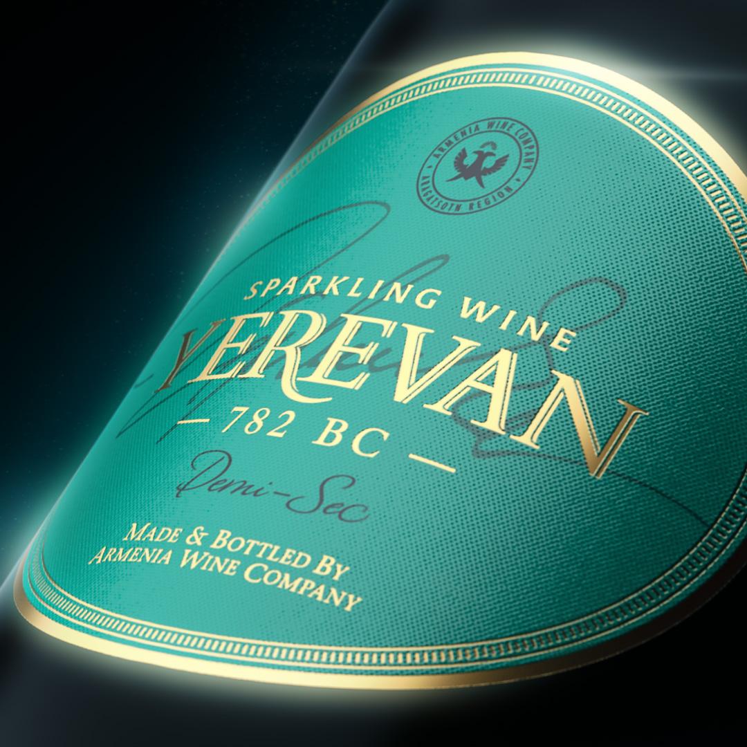 Yerevan Sparkling Wine