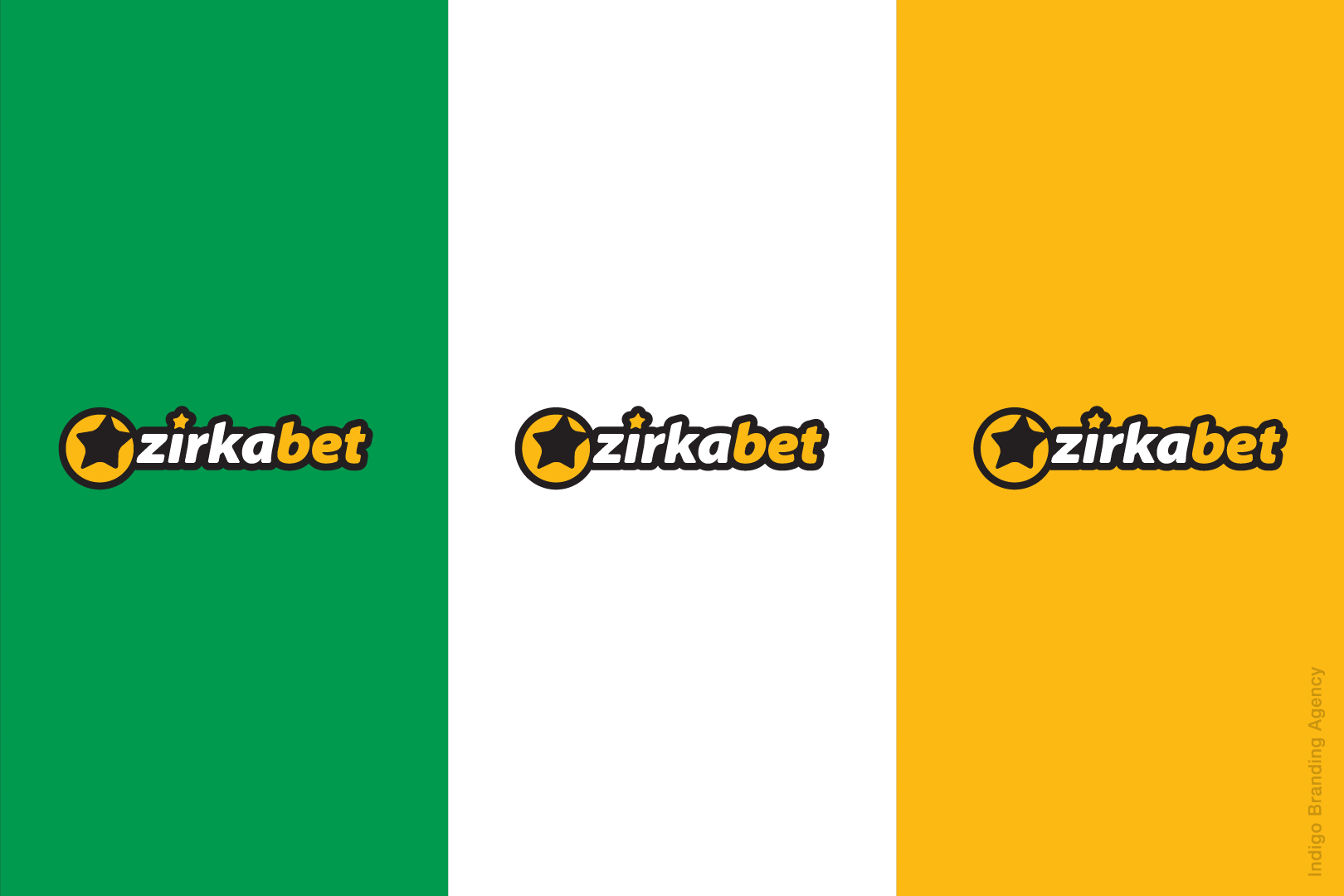 Logo Design Zirkabet Branding