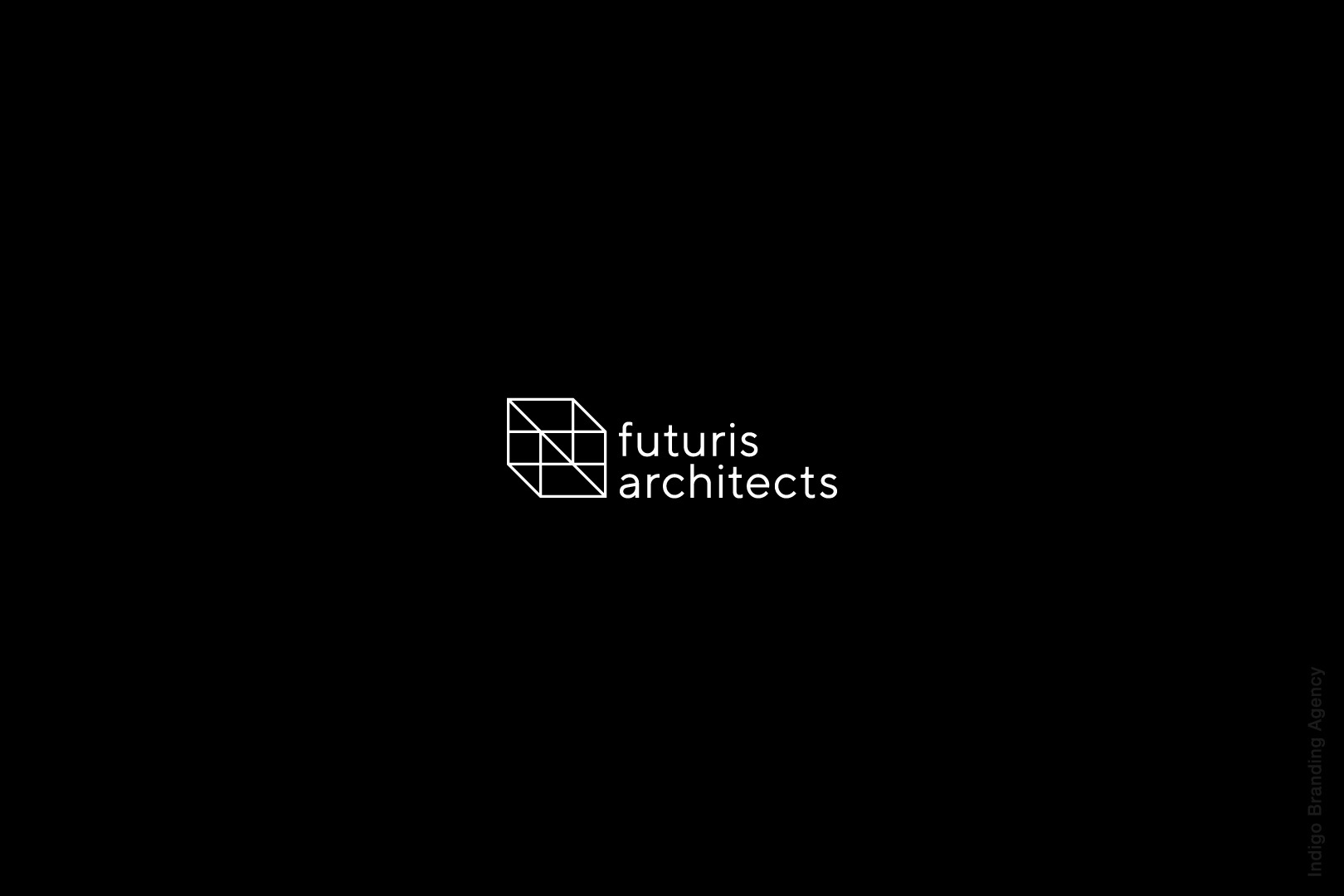 architectural branding futuris architects logo interior design