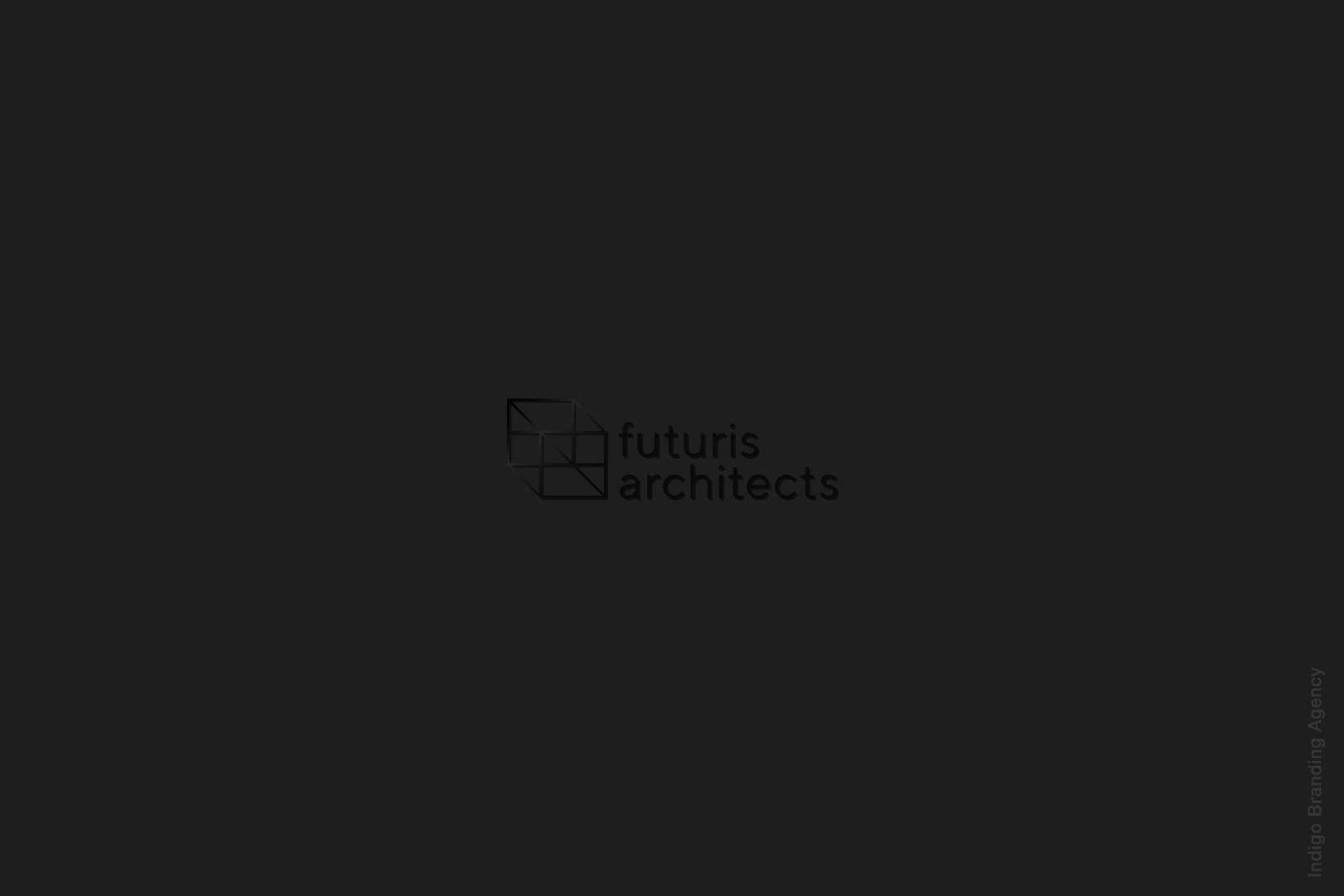 logo design architectural branding futuris architects interior design