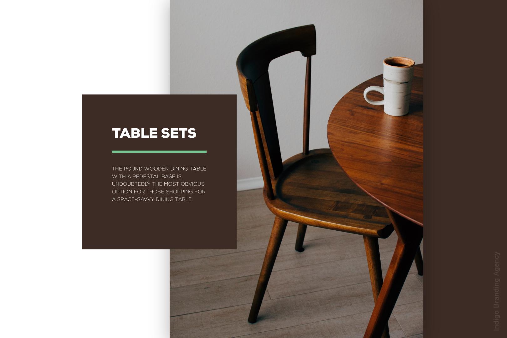 bergman woodz furniture production design wood branding logo design naming indigo branding quality furniture